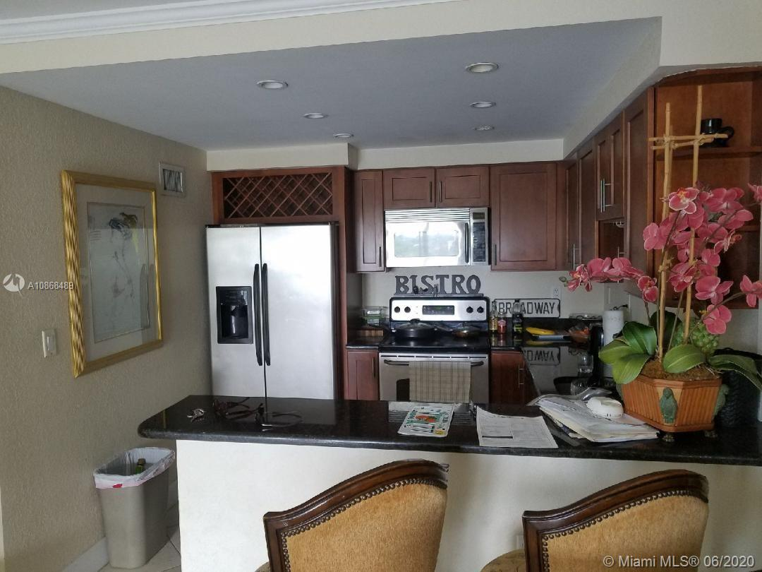 Updated 1BR on the Intracoastal! Fantastic location just south of Oakland Park bridge, watch the holiday boat parade from your own balcony. The ocean, restaurants, shopping and services are all within minutes away. This condo has granite counters, tile floors and an open kitchen. The building has concierge service, pool, a gym, outdoor gas grills and a laundry for every floor. Dock space for up to a 43' boat is available for rent or purchase (call agent for details). Lauderdale Tower is just finishing the final touches of a complete exterior updating with new colors, railings and front entrance, has installed a new lobby and has updated corridors. A fantastic investment, can be rented immediately!