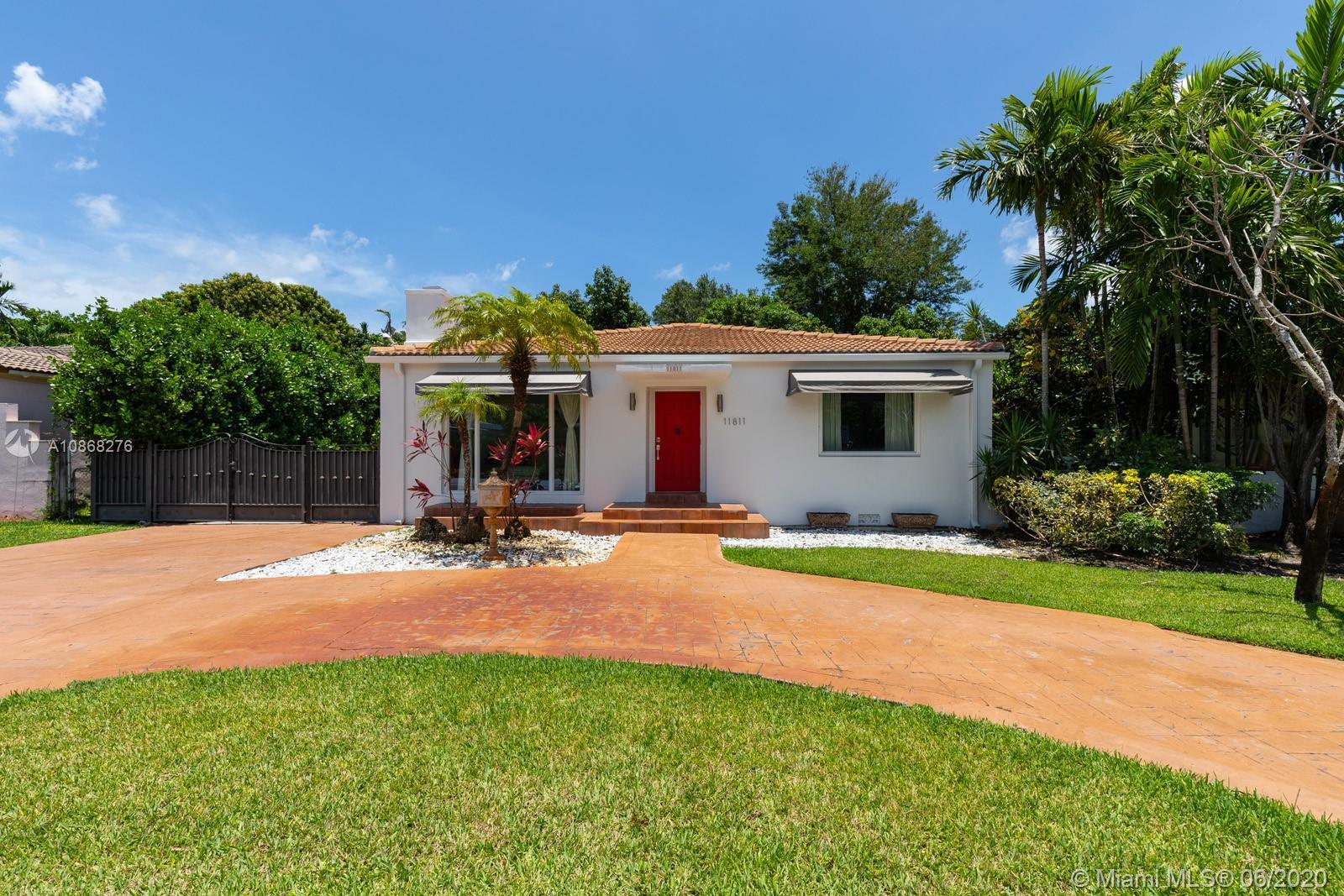 11811 NE 6th Ave  For Sale A10868276, FL