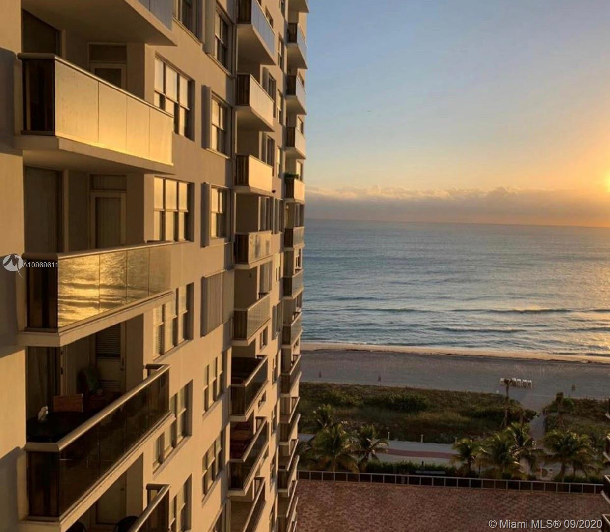 6039  Collins Ave #1210 For Sale A10868611, FL