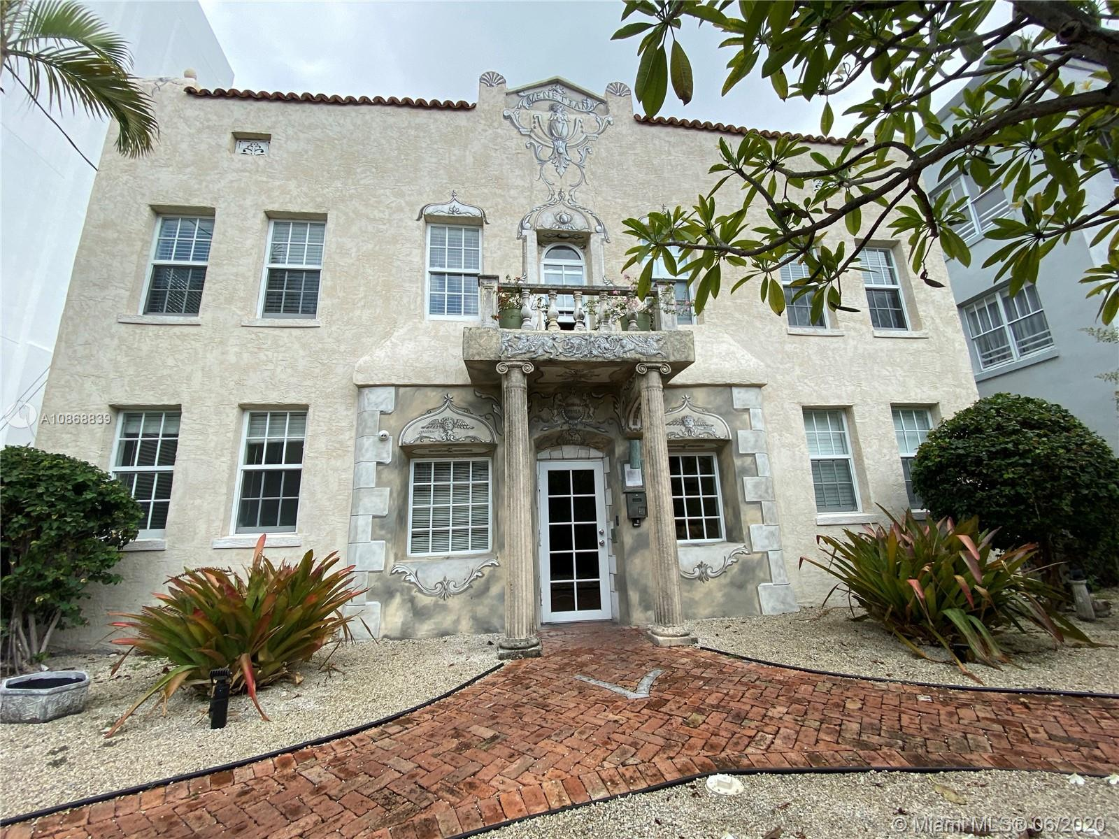 1623  Lenox Ave #9 For Sale A10868839, FL