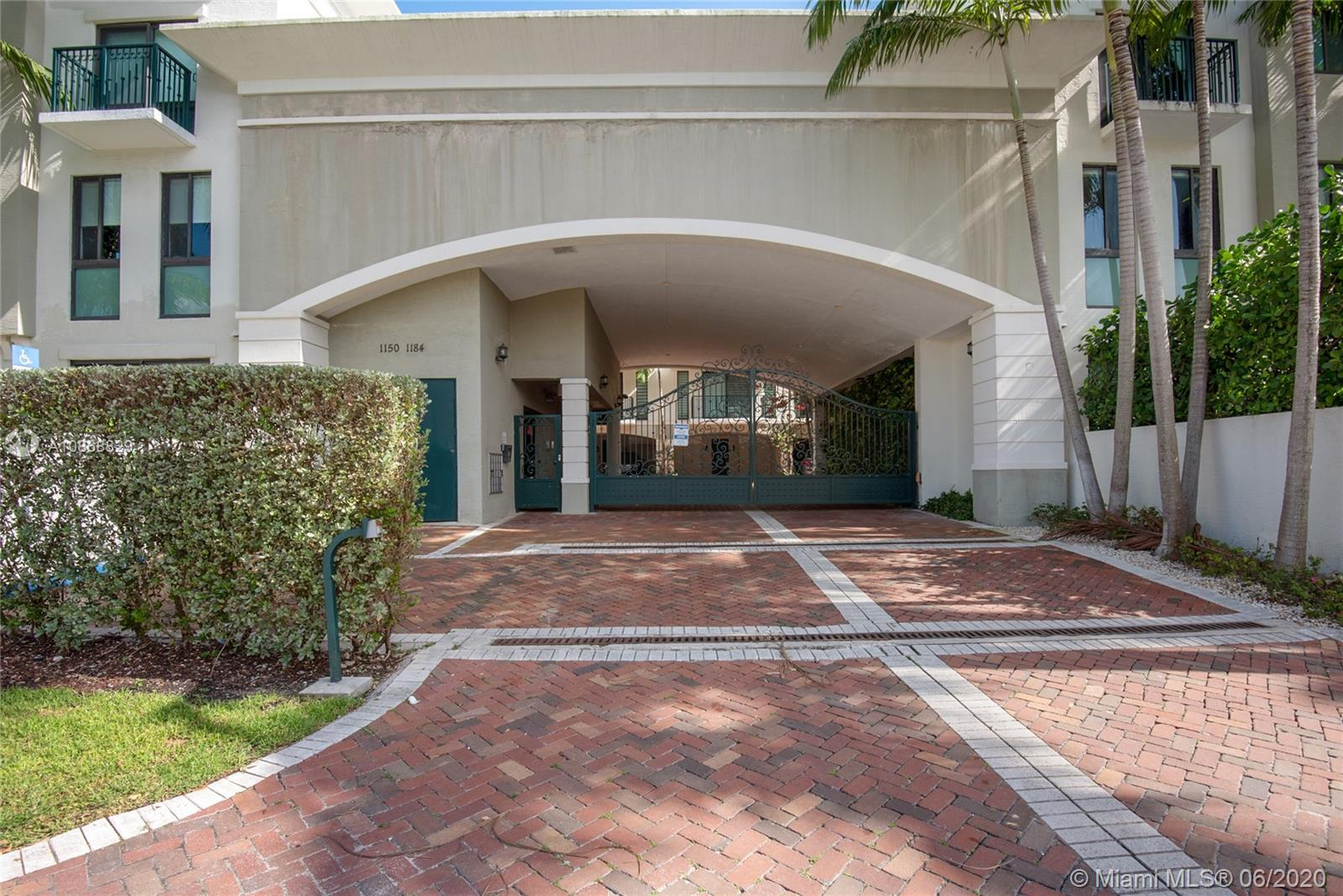 Gated enclave in the heart of Bay Harbor Islands. Totally renovated townhome features 2675 sf with 5bd/4ba & interior elevator. Entry level includes 1bd/1ba & den w French doors leading to outdoor patio & bbq area. The residence features porcelain floors throughou, open kitchen with wood & glass cabinetry, top-of-the-line ss appliances, granite countertops & center island w seating. Gracious open living & dining rooms adjacent to kitchen, & large terrace. 3rd level has 3bd/2ba. 4th level features a huge private master suite w walk-in closet, sitting area/in-home office & large terrace. Renovation of common pool area & fitness center is underway. All this in walking distance to beaches, renowned Bal Harbour shops, restaurants & houses of worship. Opportunity awaits but not for long.