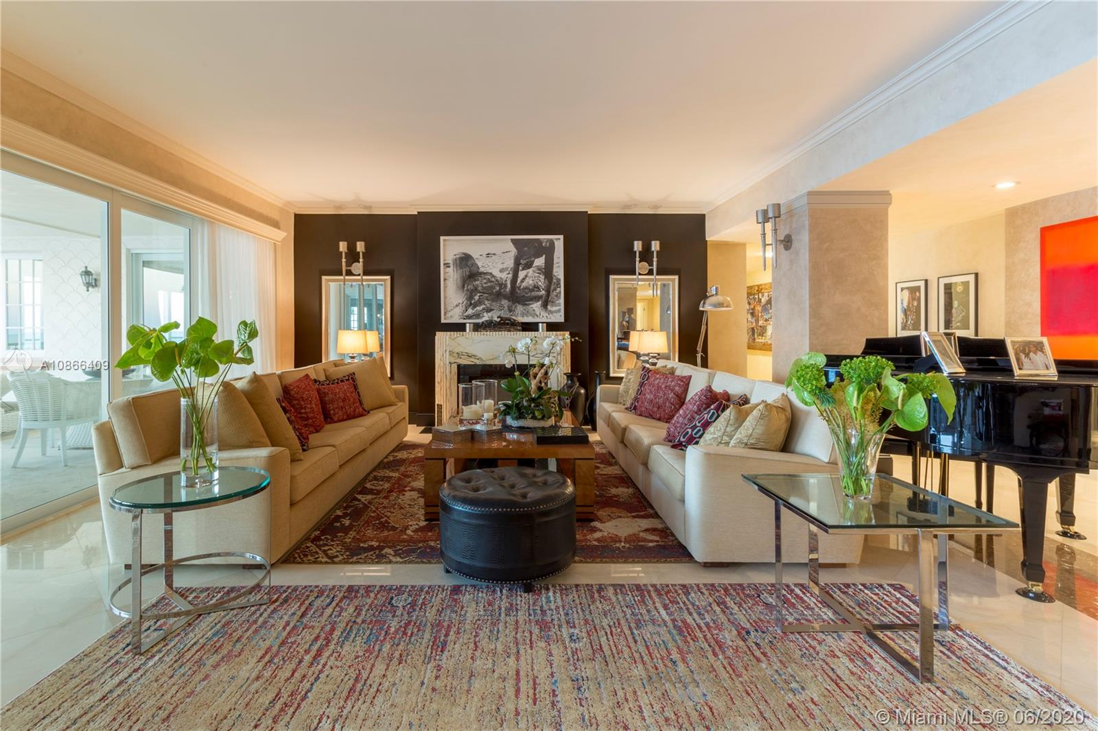 7744  Fisher Island Dr #7744 For Sale A10866409, FL
