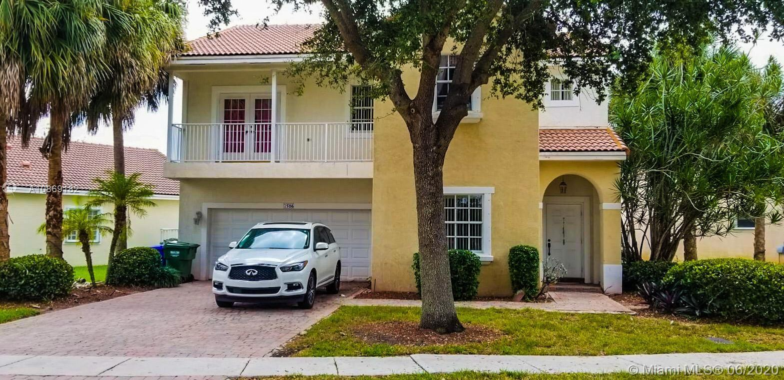 7586 NW 23rd St  For Sale A10869182, FL