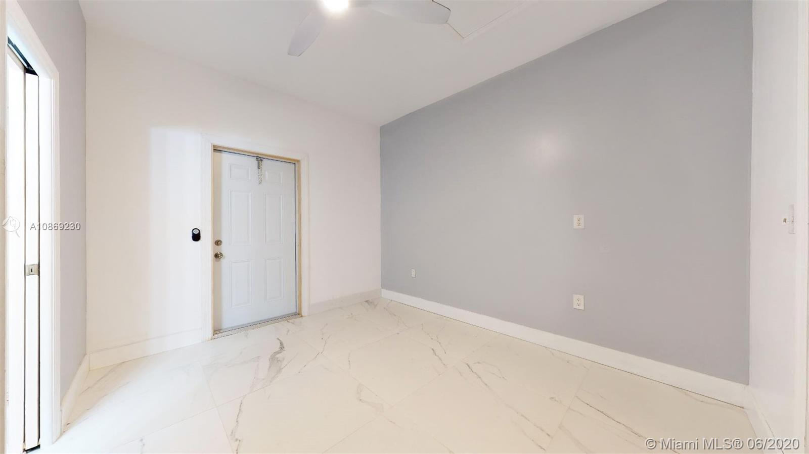 Beautiful modern studio efficiency in great neighborhood. Private entrance on side of home. Spacious bedroom with elegant bathroom and kitchen. Includes electricity, water, wifi included, 1 parking space. Looking for 1 adult, Maximum 2, No pets, Washer & Dryer. Conveniently located, walking distance from West Kendall Baptist Hospital, shopping ceters, and major restaurants. Won't last, contact today!