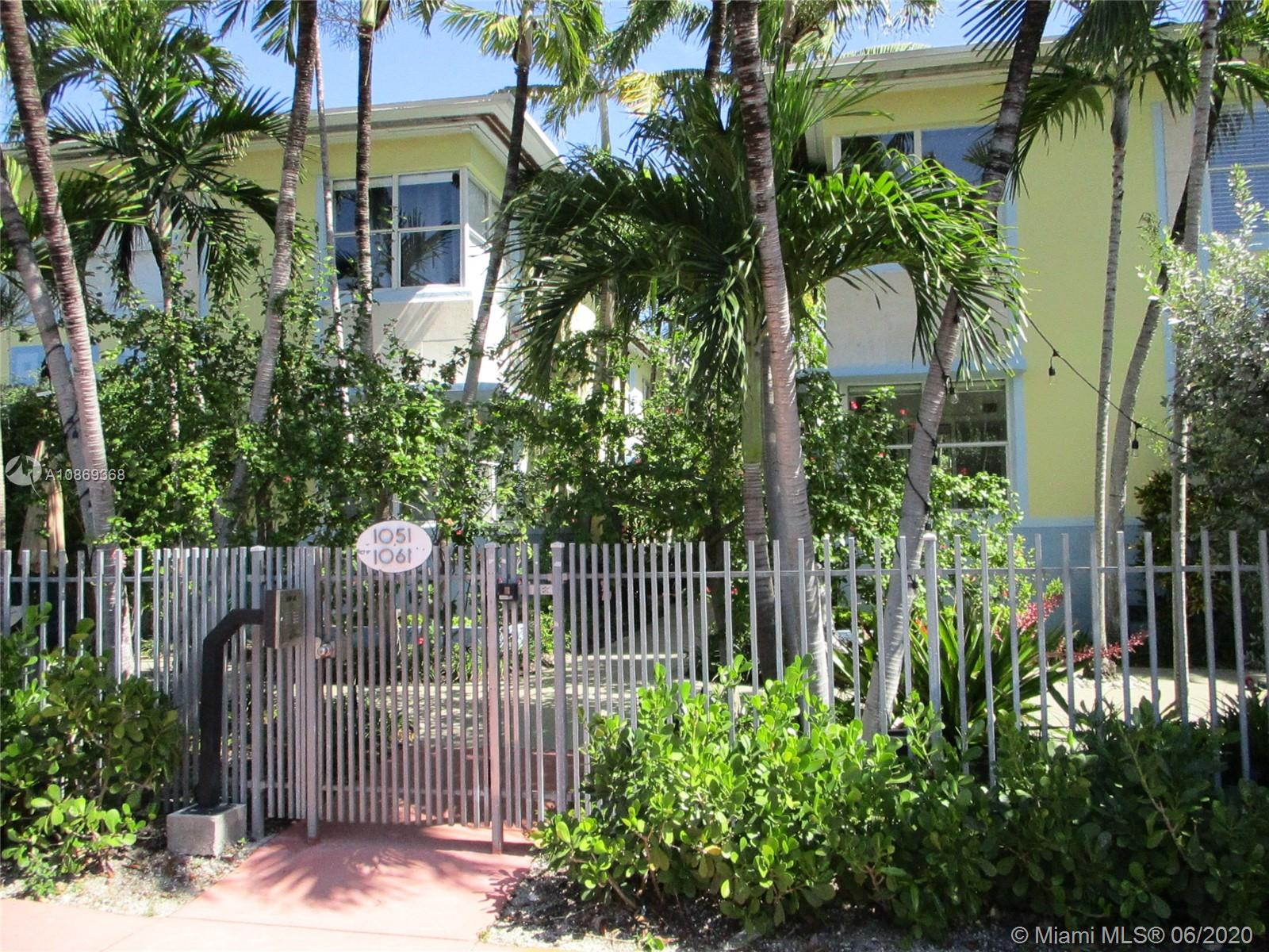 1061  Ecclid Ave #104 For Sale A10869368, FL