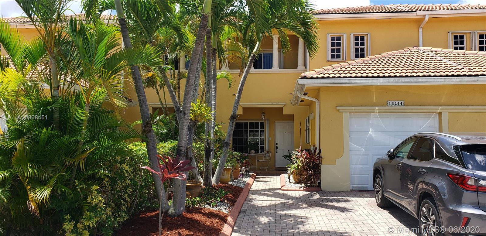 13244 SW 143rd Ter  For Sale A10868451, FL