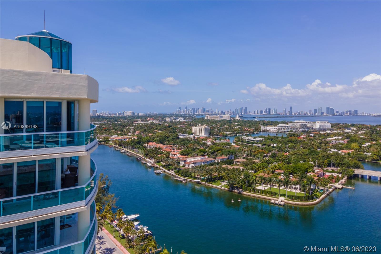 5025  Collins Ave #Penthouse West For Sale A10869168, FL