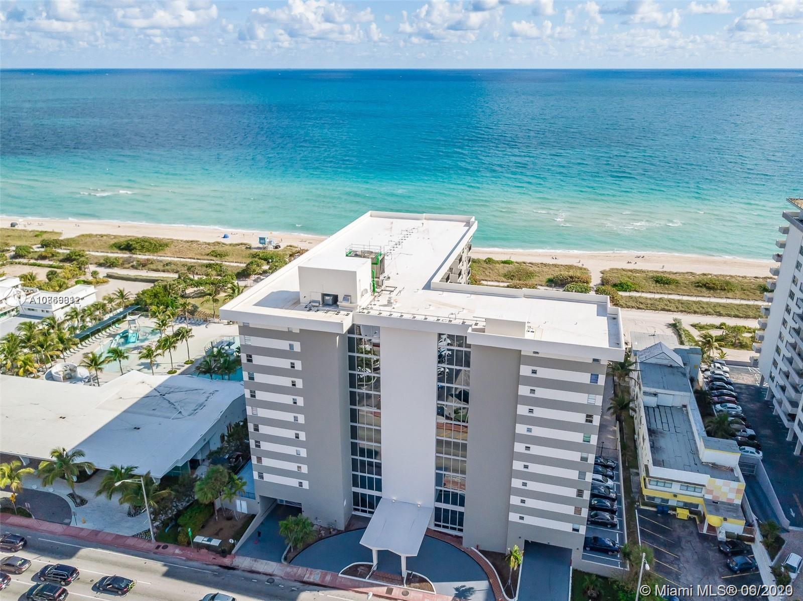 9273  Collins Ave #802 For Sale A10869812, FL