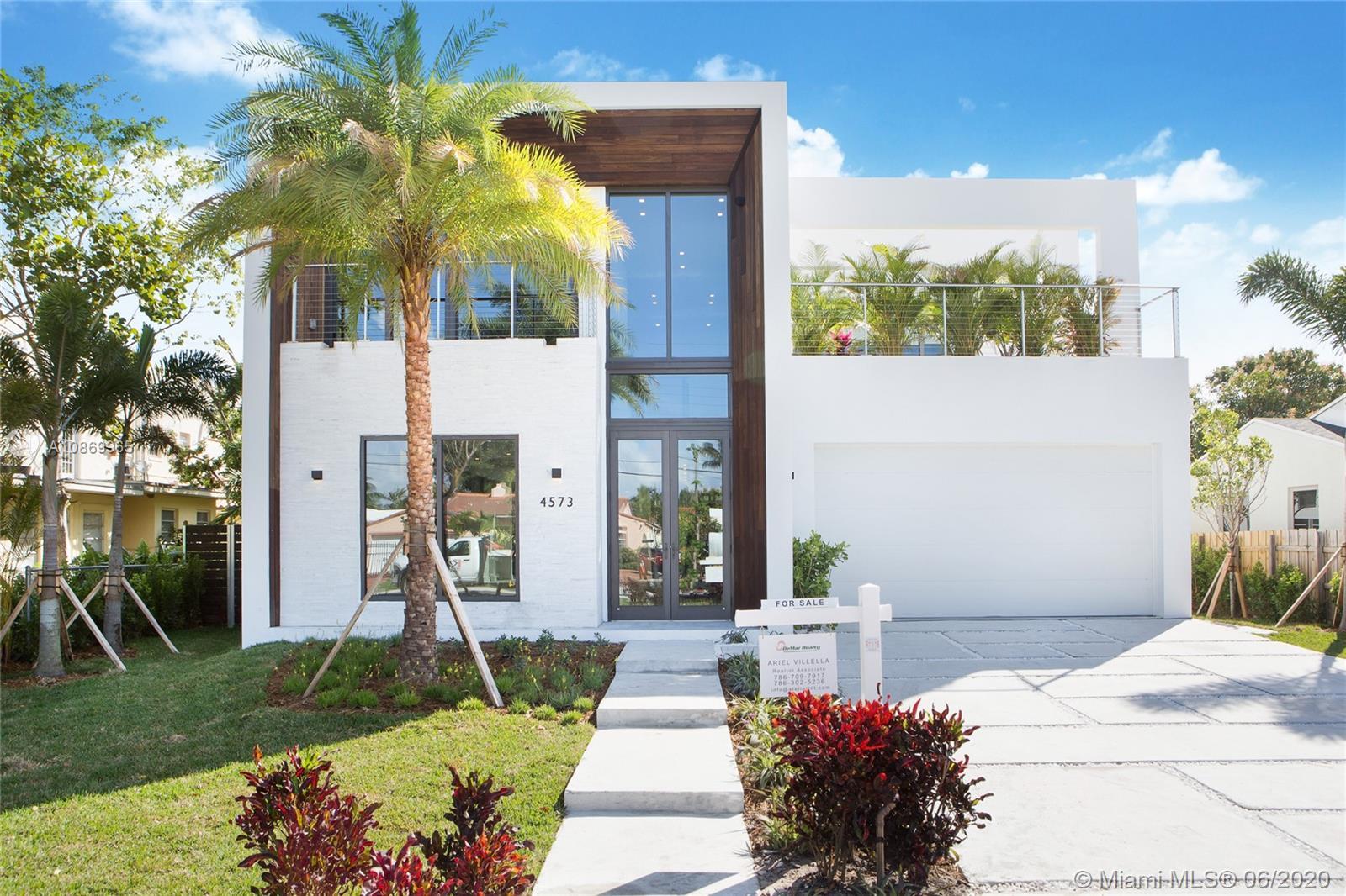 4573  Prairie Ave  For Sale A10869965, FL