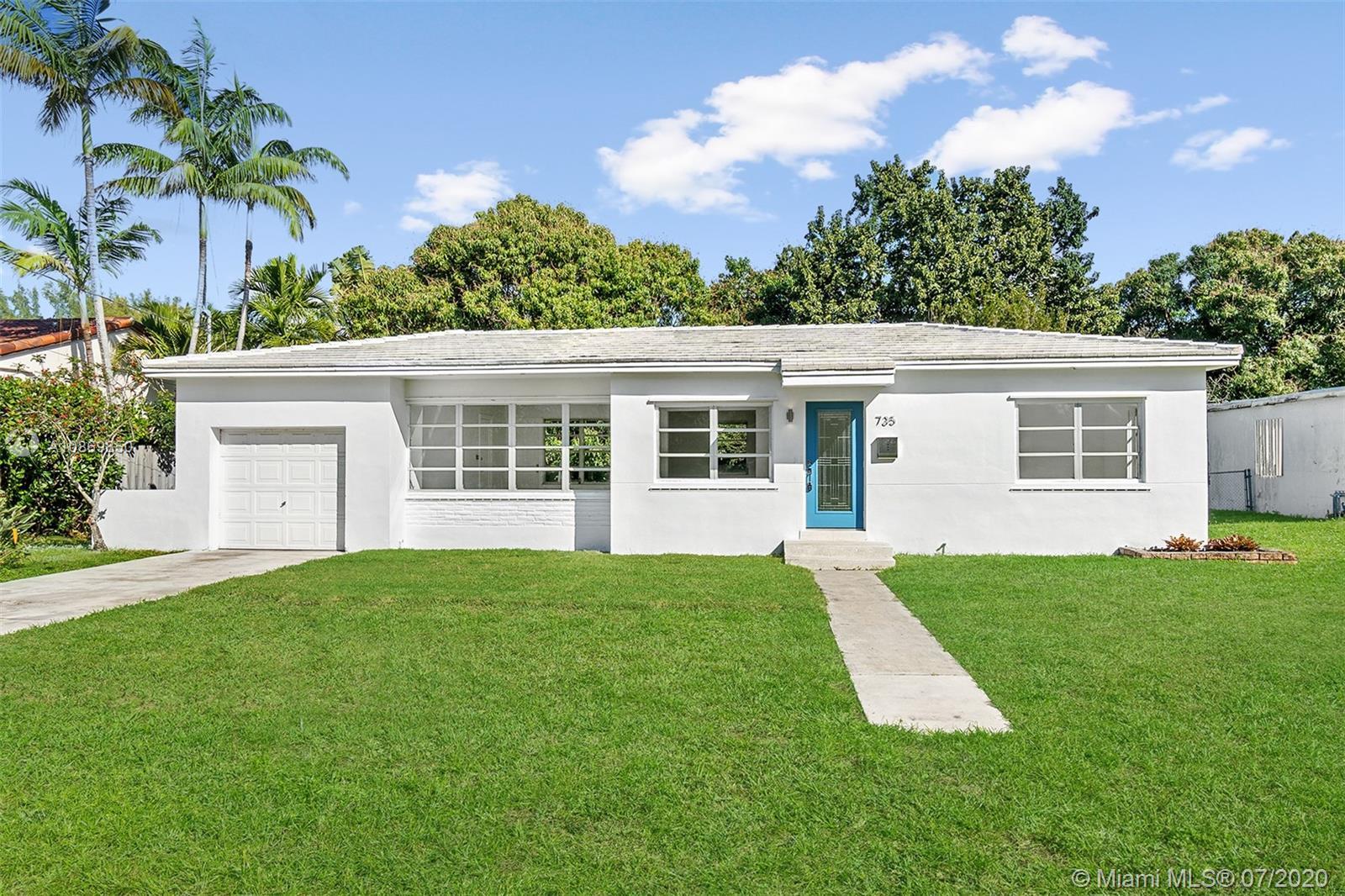 735 NE 111th St  For Sale A10869850, FL