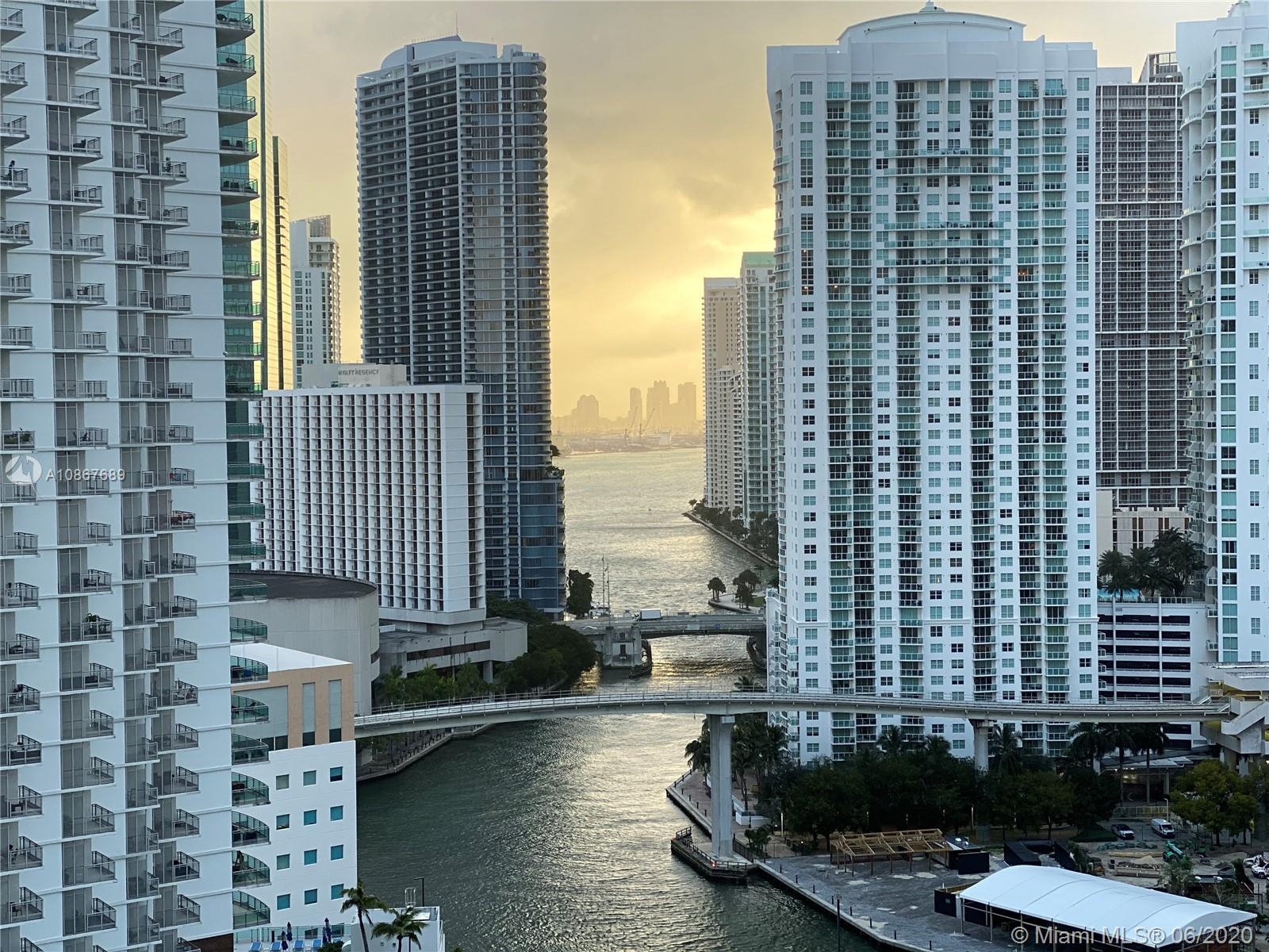 90 SW 3rd St #2414 For Sale A10867689, FL