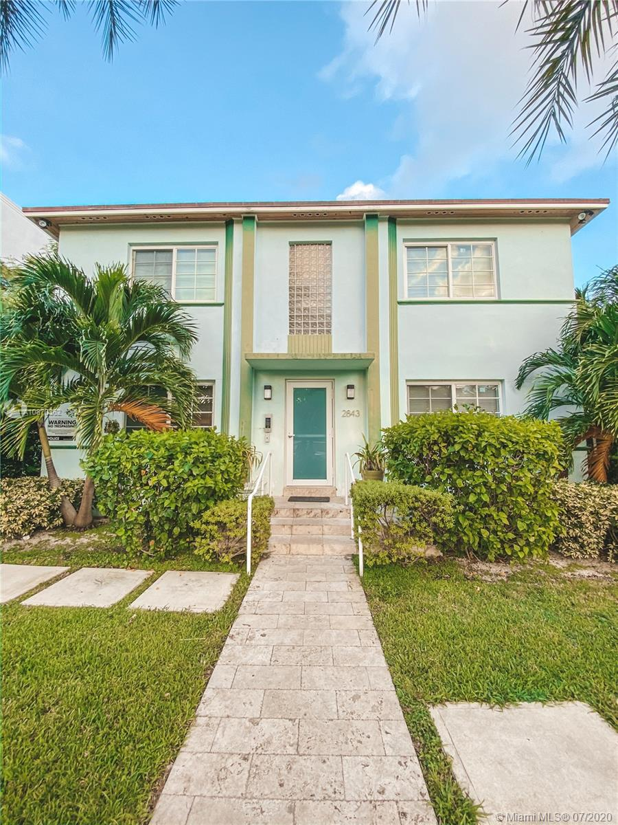 2843  Sheridan Ave #9 For Sale A10870362, FL