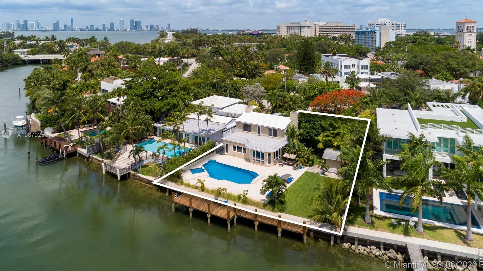 3451 N Meridian Ave  For Sale A10870251, FL