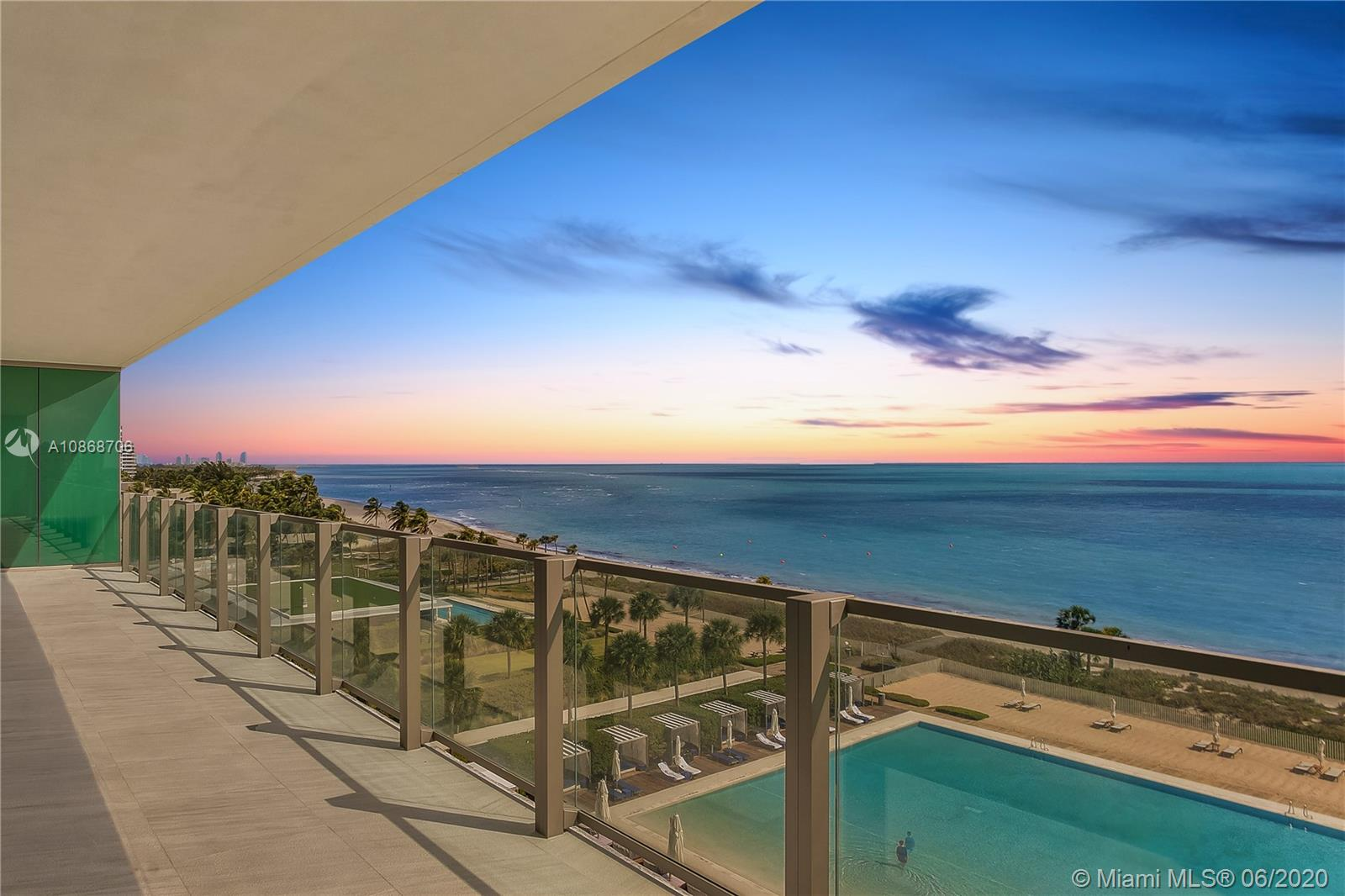 360  Ocean Dr #702S For Sale A10868706, FL