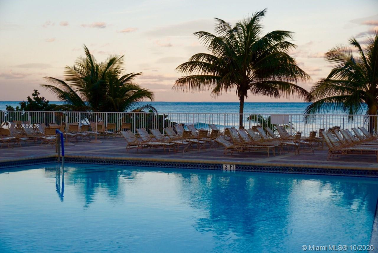 1985 S Ocean Dr #20F For Sale A10869896, FL