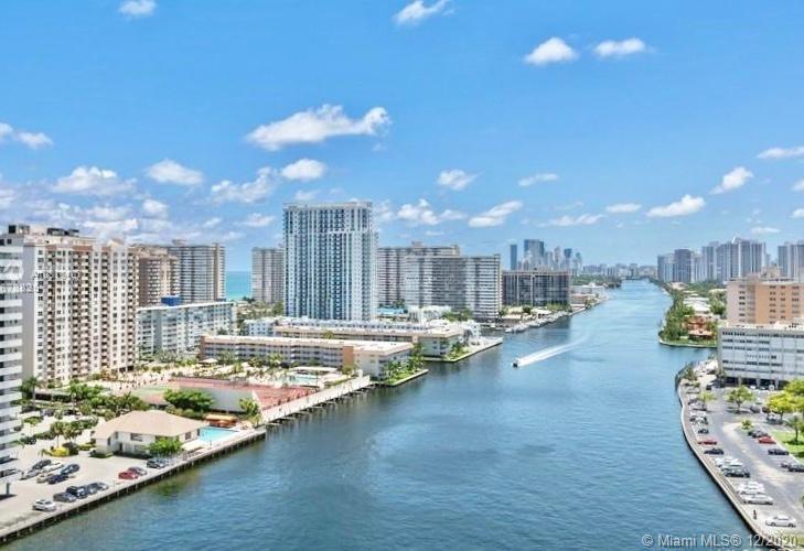 2600 E Hallandale Beach Blvd #T1701 For Sale A10870407, FL