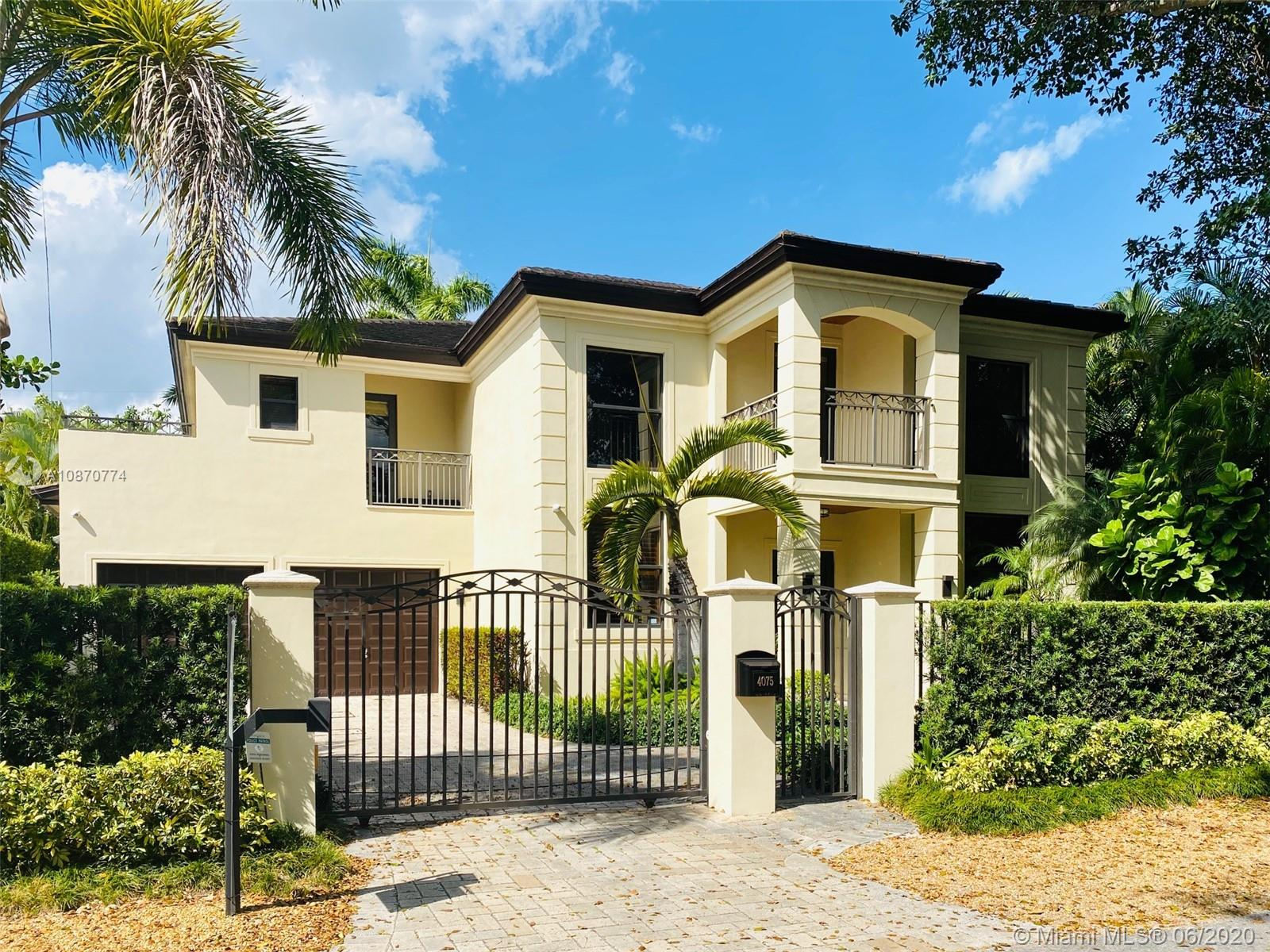 4075  Bonita Ave  For Sale A10870774, FL