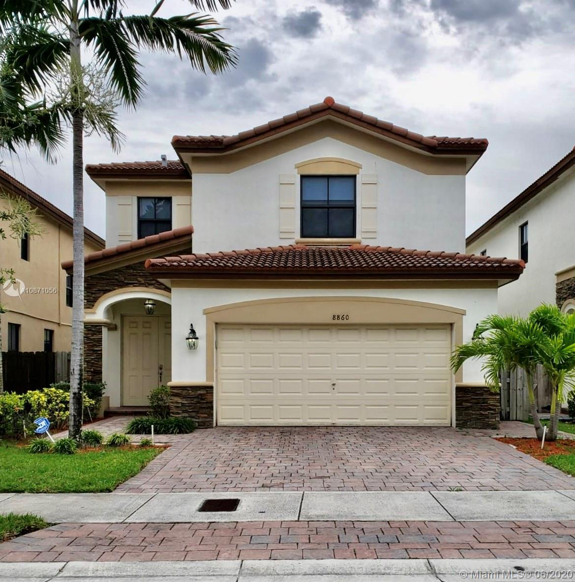 8860 NW 99th Path  For Sale A10871056, FL