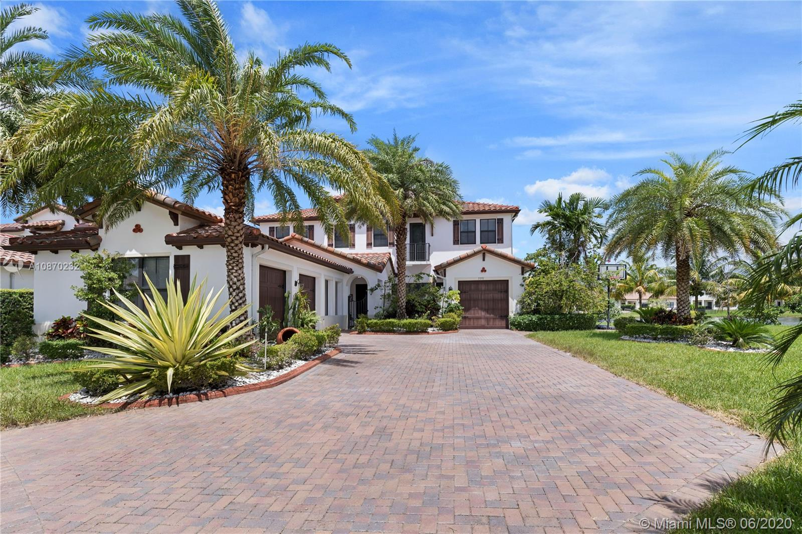 3391 NW 82nd Way  For Sale A10870232, FL