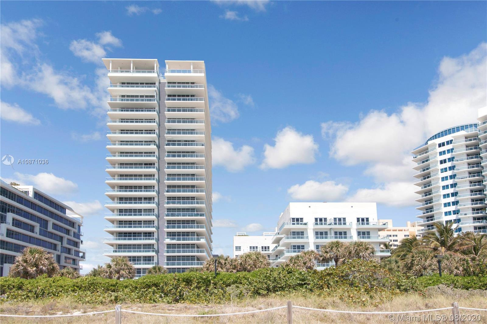 3737  Collins Ave #N-607 For Sale A10871036, FL