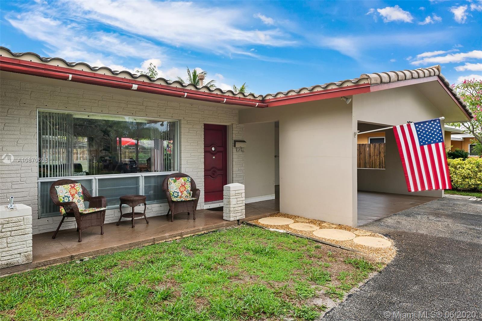 2050 NE 55th St  For Sale A10870695, FL