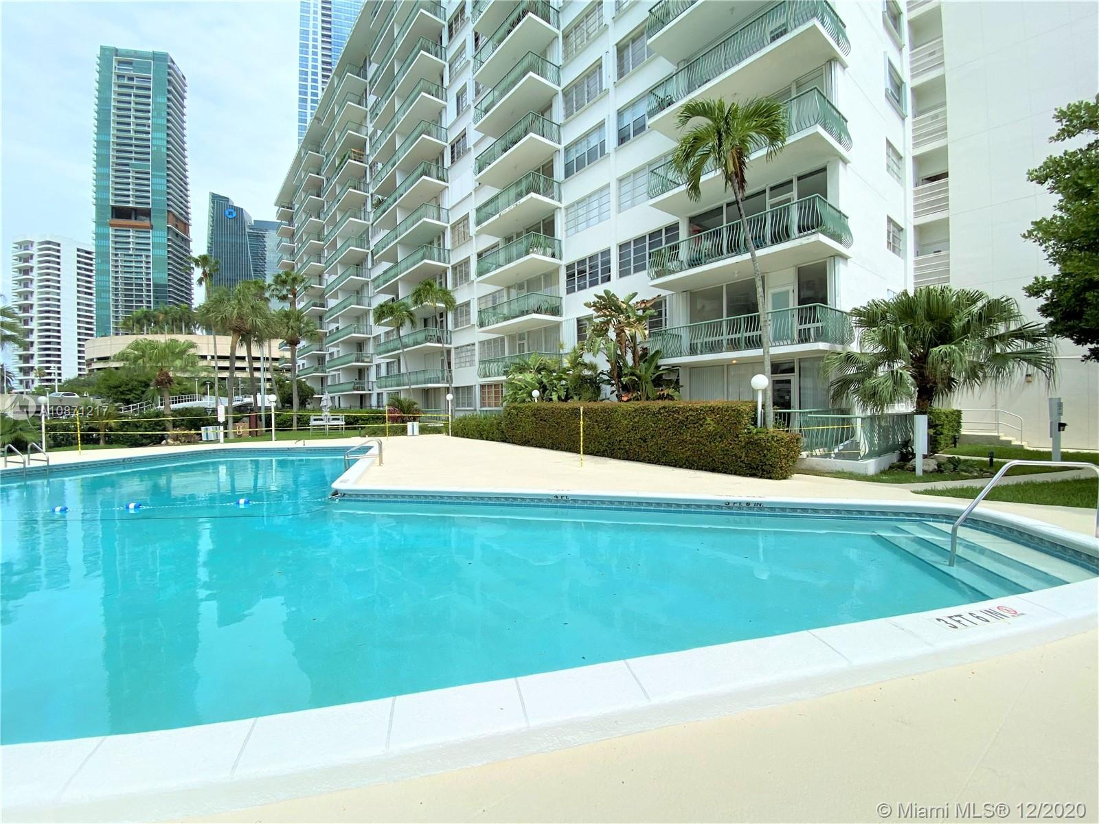 1408  Brickell Bay Dr #102 For Sale A10871217, FL