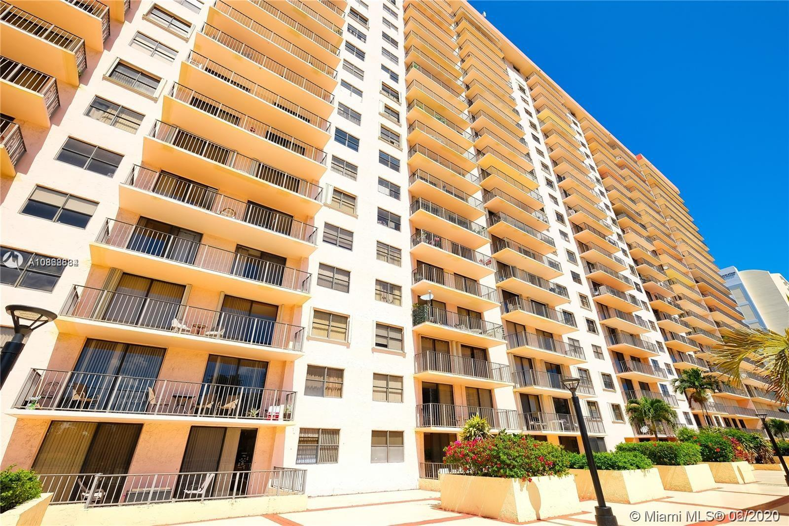 210  174th St #1106 For Sale A10868684, FL