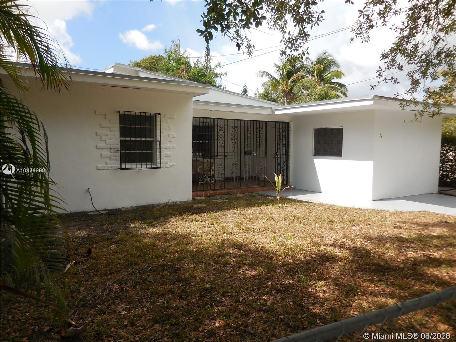 20 NE 48th St  For Sale A10871992, FL