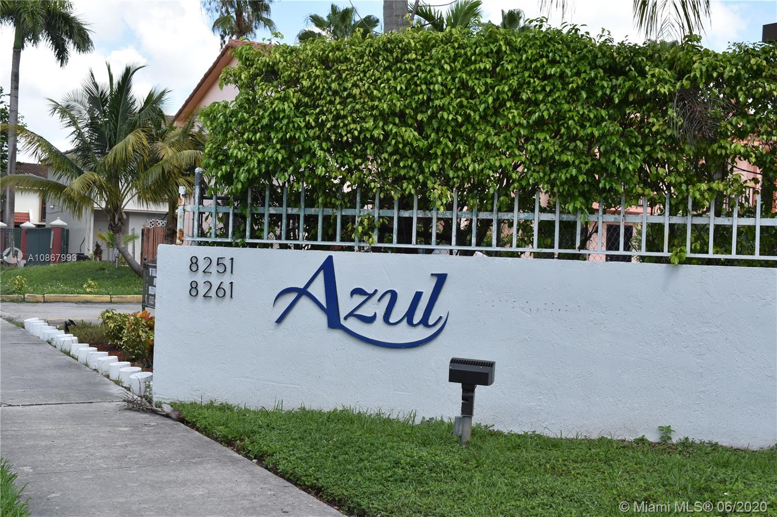 8251 NW 8th St #407 For Sale A10867993, FL