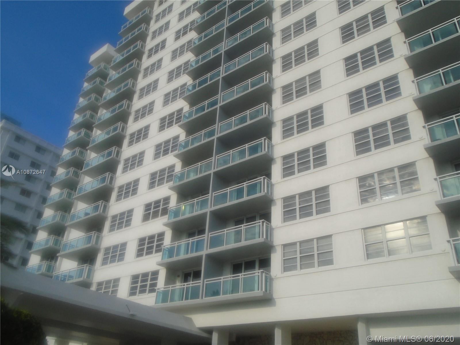 6917  Collins Ave #1504 For Sale A10872647, FL