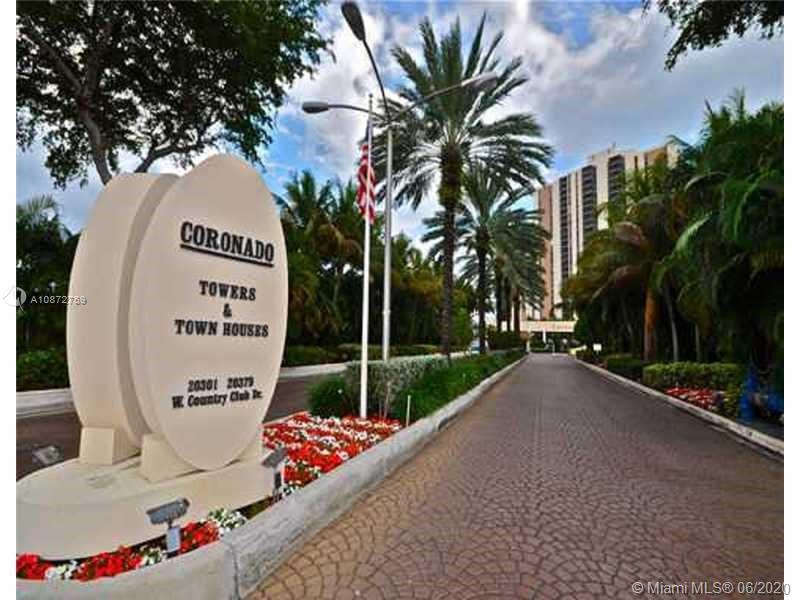 20335 W Country Club Dr #604 For Sale A10872759, FL