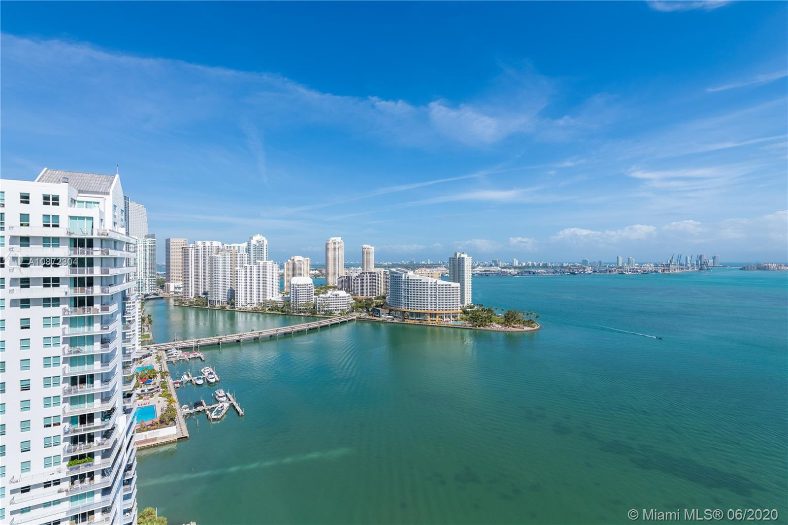 1155 E Brickell Bay Dr #3010 For Sale A10872304, FL