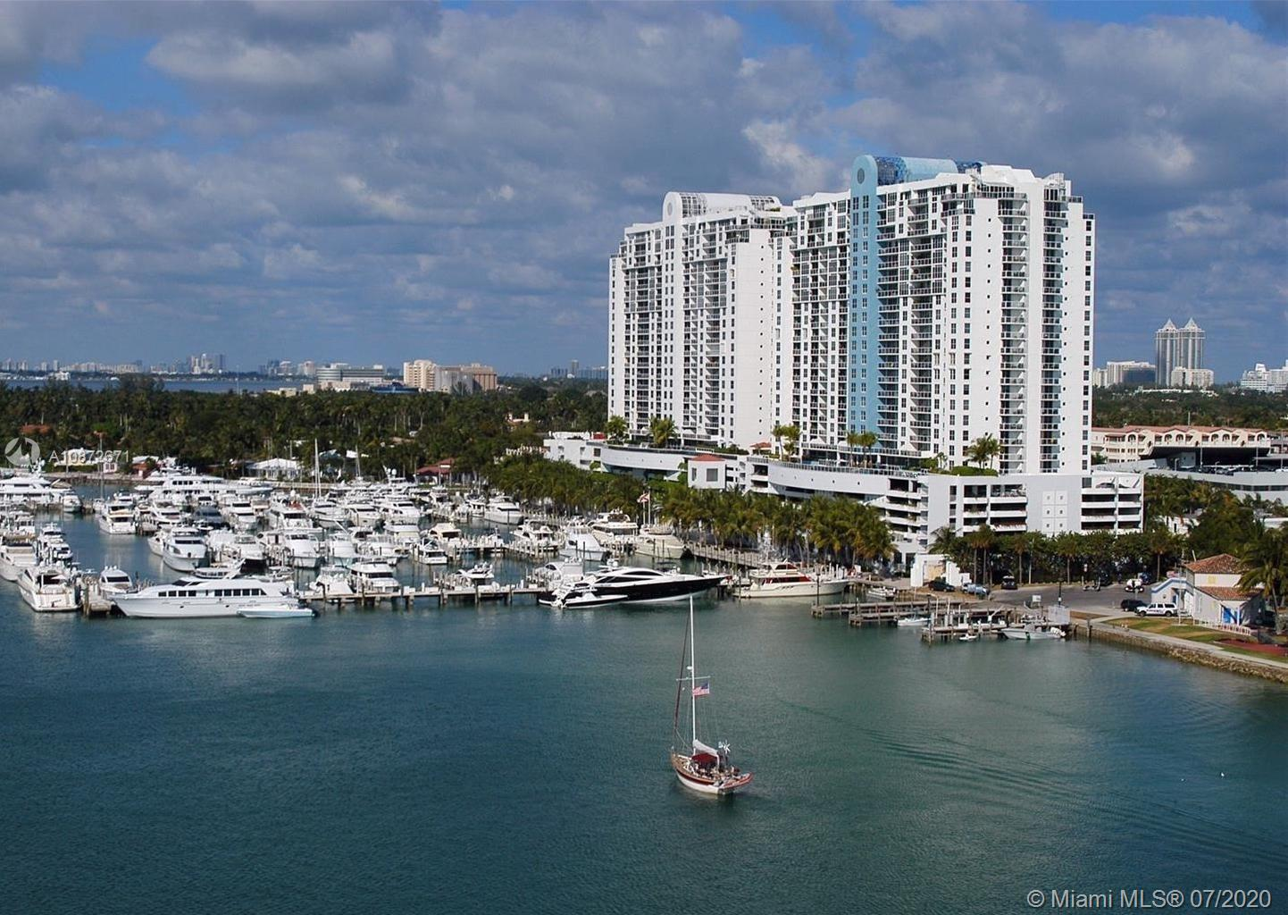 1900  Sunset Harbour Dr #2007 For Sale A10872671, FL
