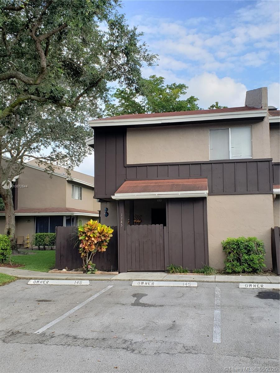 COME TAKE A LOOK AT THIS VERY SPACIOUS AND HIGHLY SOUGHT AFTER 3/2.5  IN THE VERY POPULAR HAMPTON WEST COMMUNITY OF N. LAUDERDALE.  THIS WELL POSITIONED CORNER UNIT WITH LAKE VIEWS FEATURES A NEWER ROOF (2015), WATER HEATER (2015), OUTSIDE WAS PAINTED BY HOA (2019), NEW ELECTRIC PANEL (2015), STAINLESS STEEL APPLIANCES (2015), LOW ASSOC FEE of $155 PER MONTH, SCREENED WRAP AROUND COVER PATIO, PLENTY OF STORAGE, TWO ASSIGNED PARKING SPACES RIGHT IN FRONT OF UNIT, AND ANNUAL TERMINEX TREATMENT PLAN.  AS YOU CAN SEE THIS WONT LAST LONG AT THIS PRICE!!