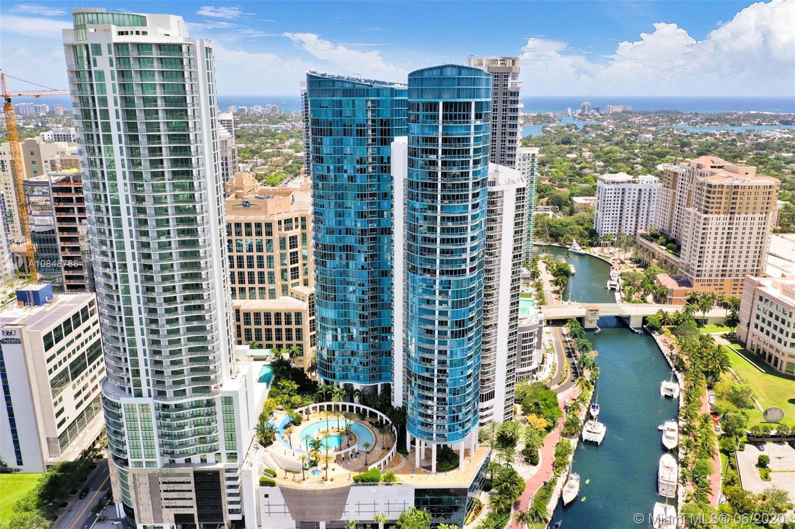 333 Las Olas Way 3506/3507, Fort Lauderdale, FL 33301
