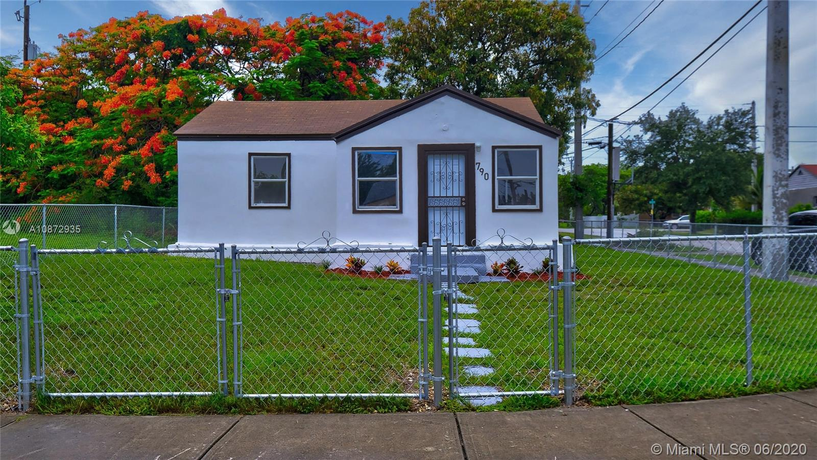 790 NW 64th St  For Sale A10872935, FL