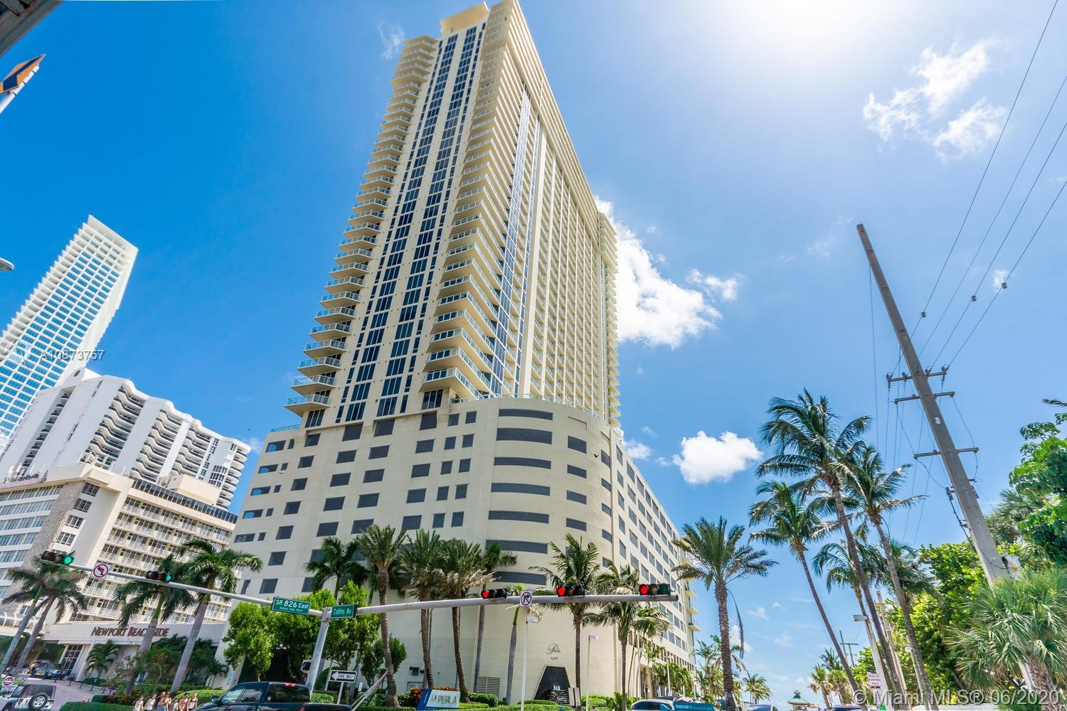 16699  Collins Ave #2501 For Sale A10873757, FL