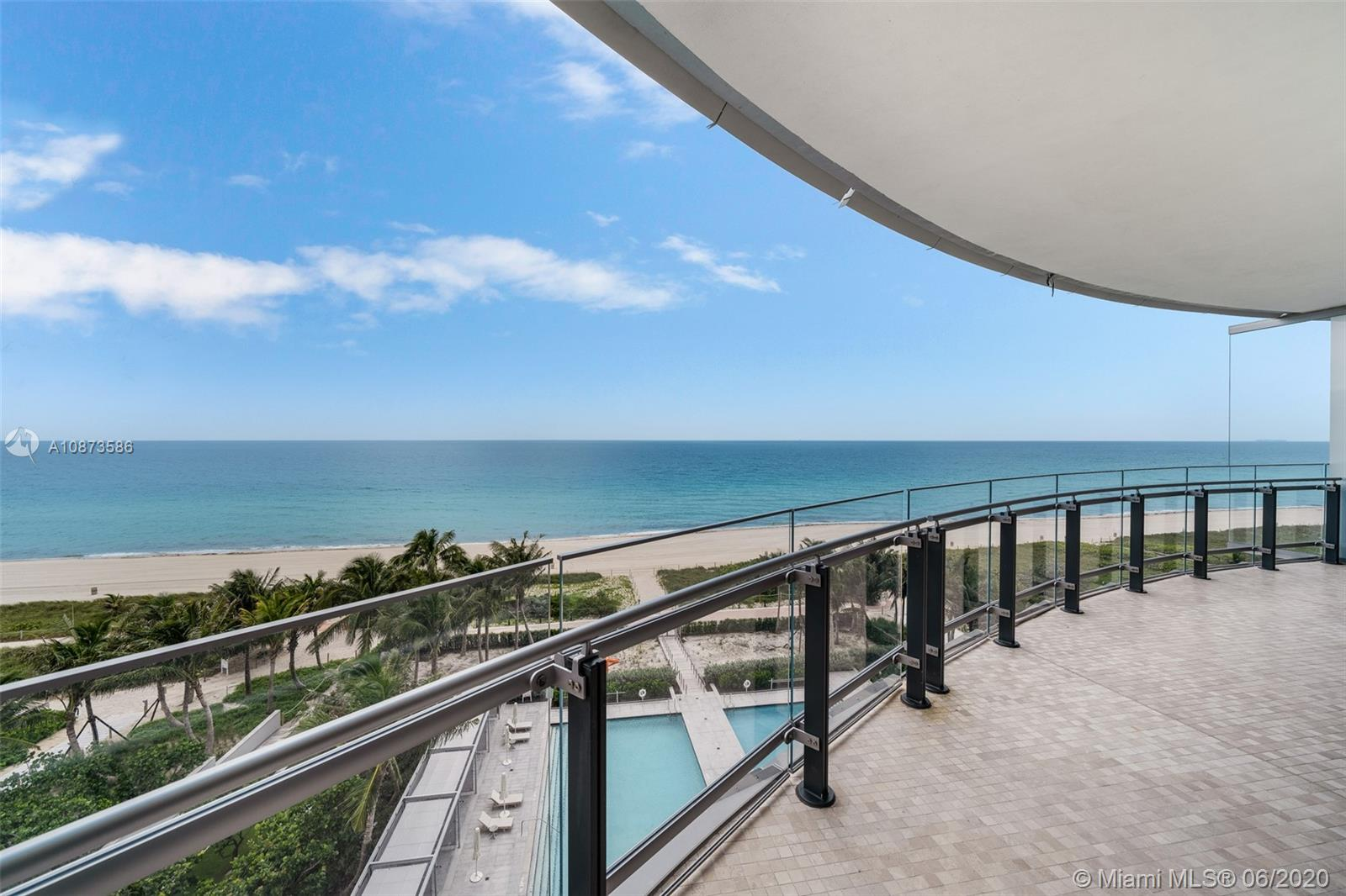 8701  Collins Ave #701 For Sale A10873586, FL