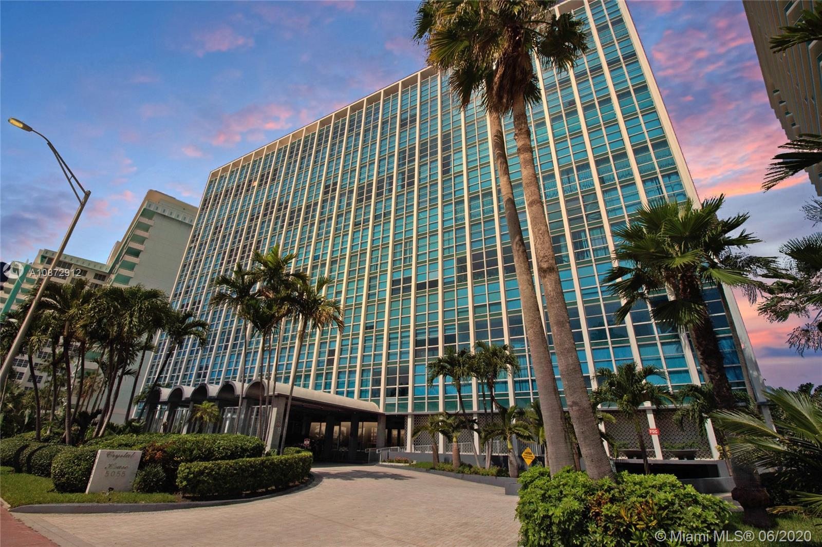 5055  Collins Ave #7K For Sale A10872912, FL