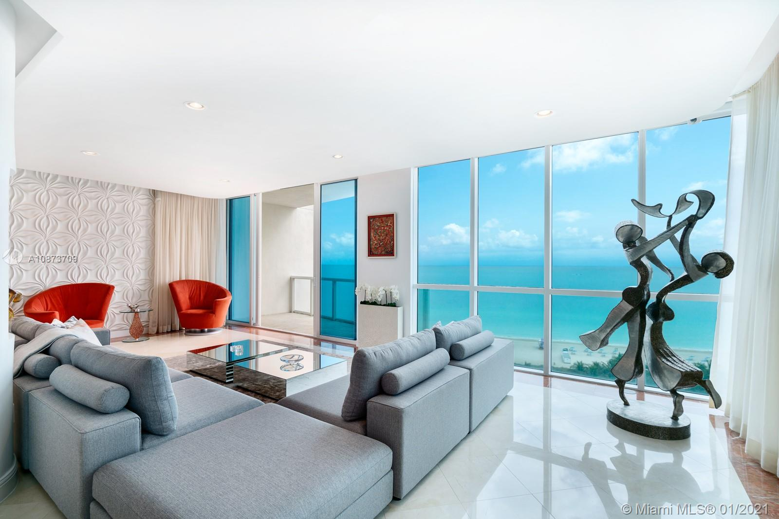50 S Pointe Dr #1602-03 For Sale A10873709, FL
