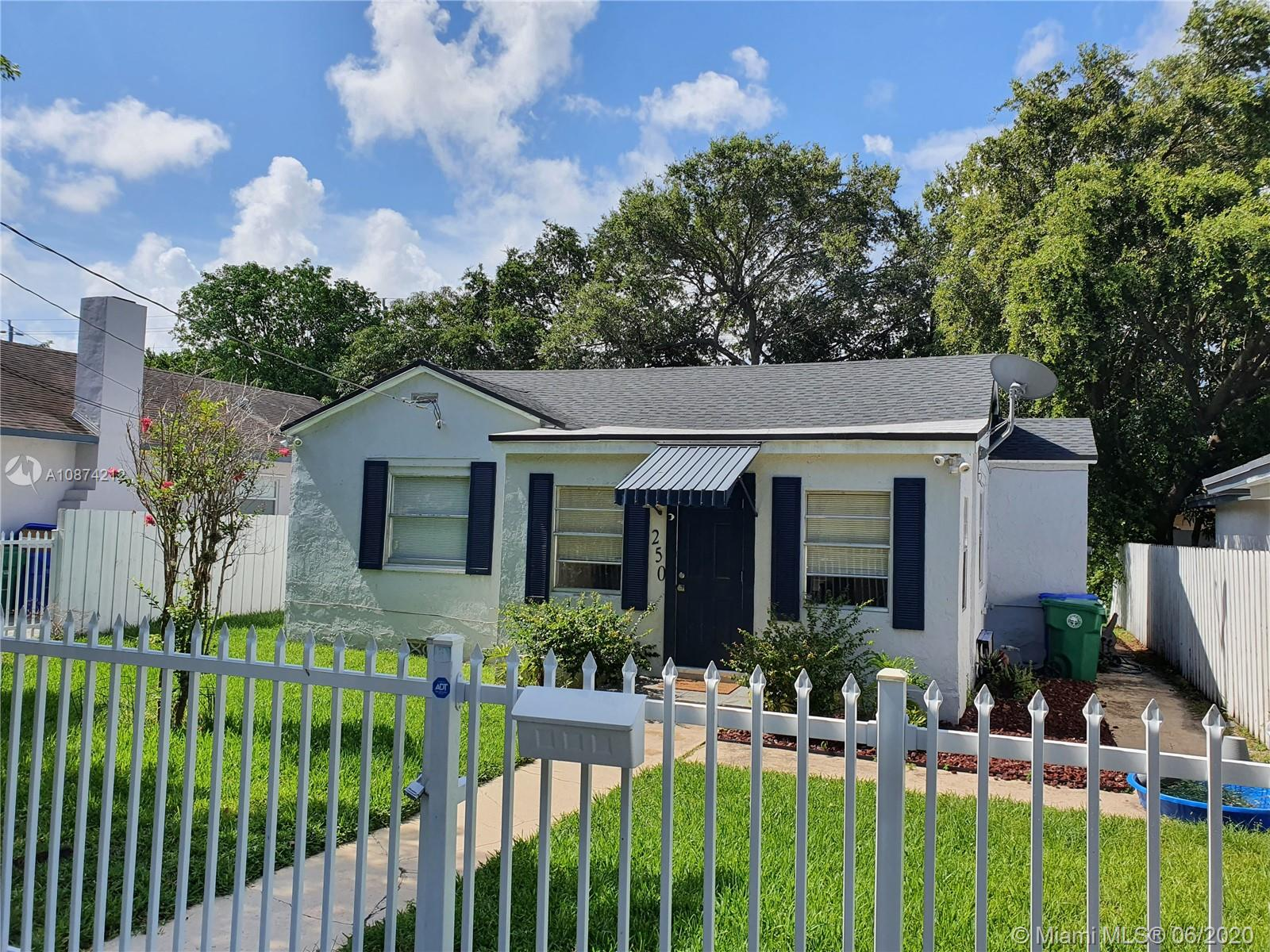 250 NW 41st St  For Sale A10874212, FL