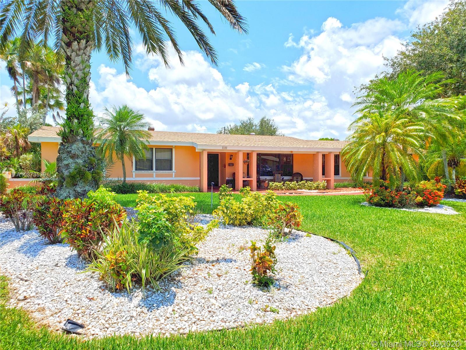 8100 SW 164th St  For Sale A10873539, FL