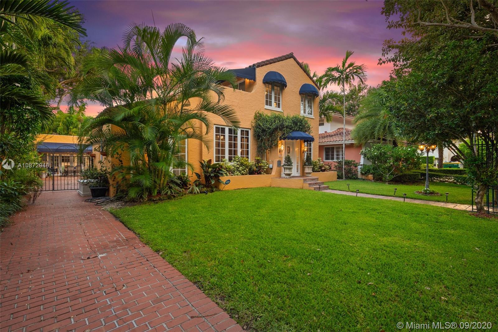 1340  Asturia Ave  For Sale A10872946, FL