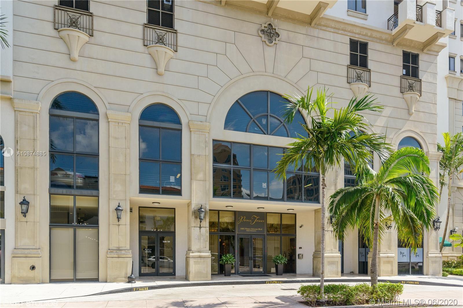 1805  Ponce De Leon Blvd #818 For Sale A10874885, FL