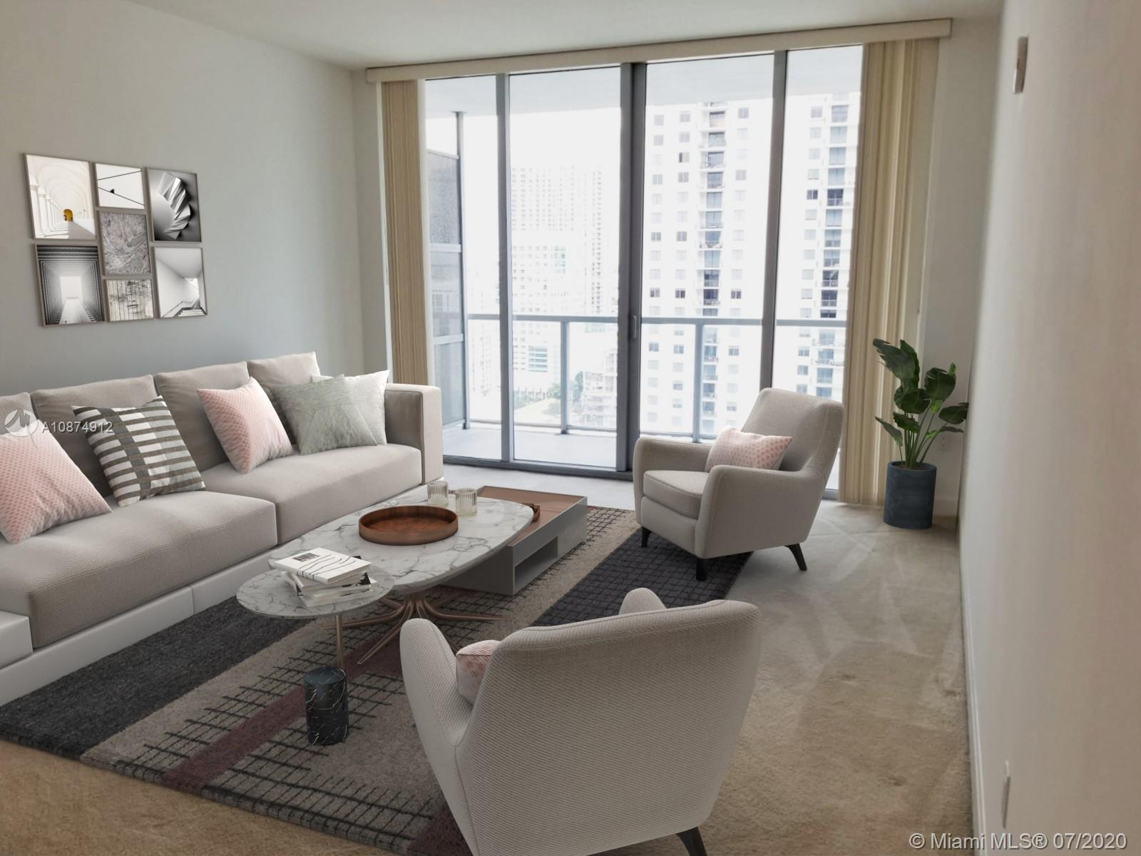 1111 SW 1st Ave #2824-N For Sale A10874912, FL