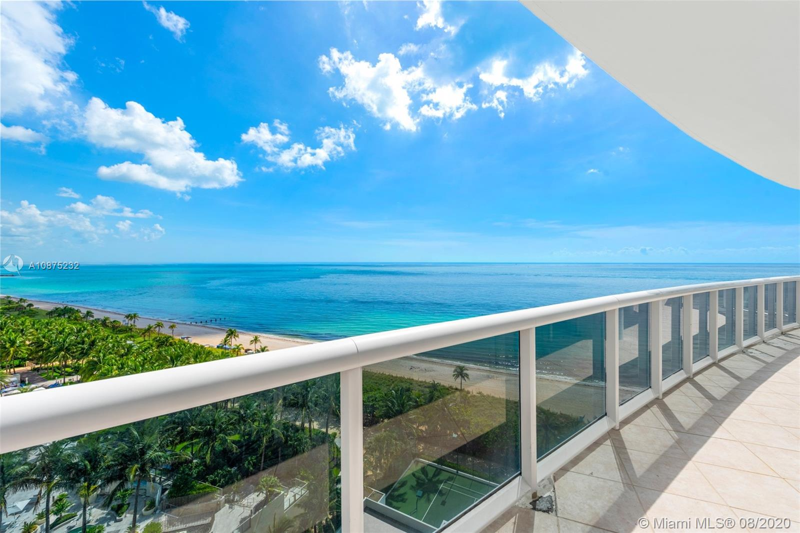9601  Collins Ave #1204 For Sale A10875232, FL