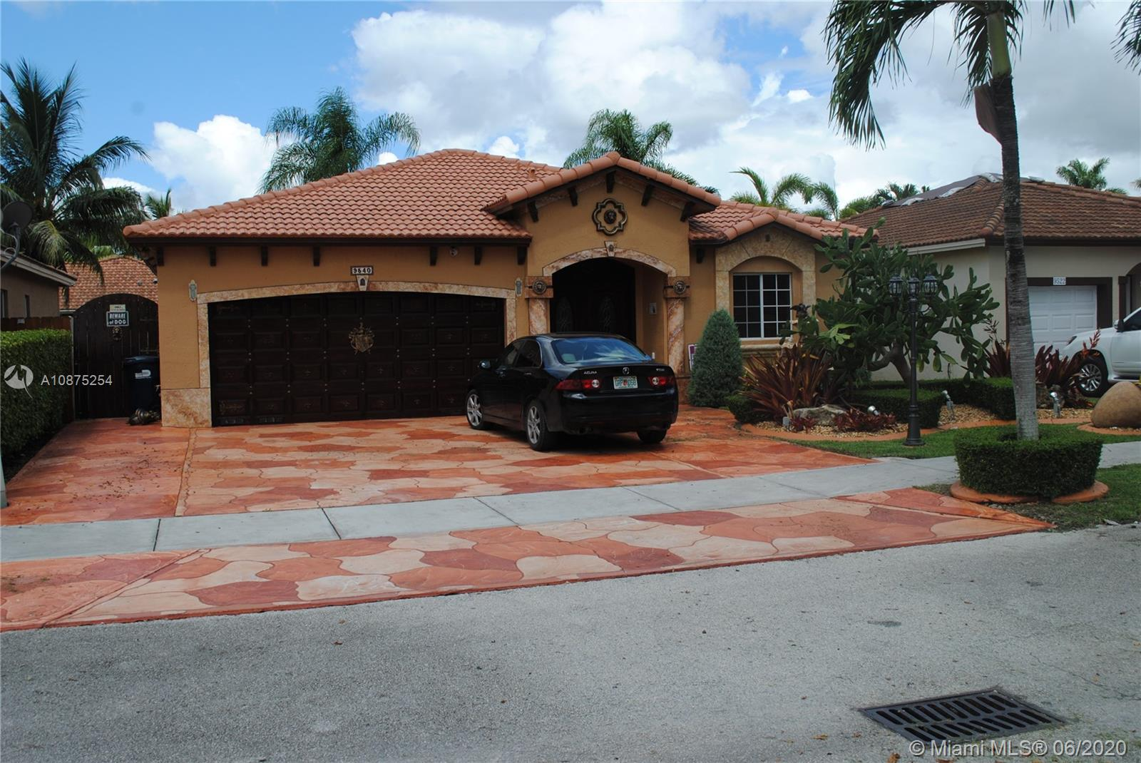 9540 SW 162nd Path  For Sale A10875254, FL