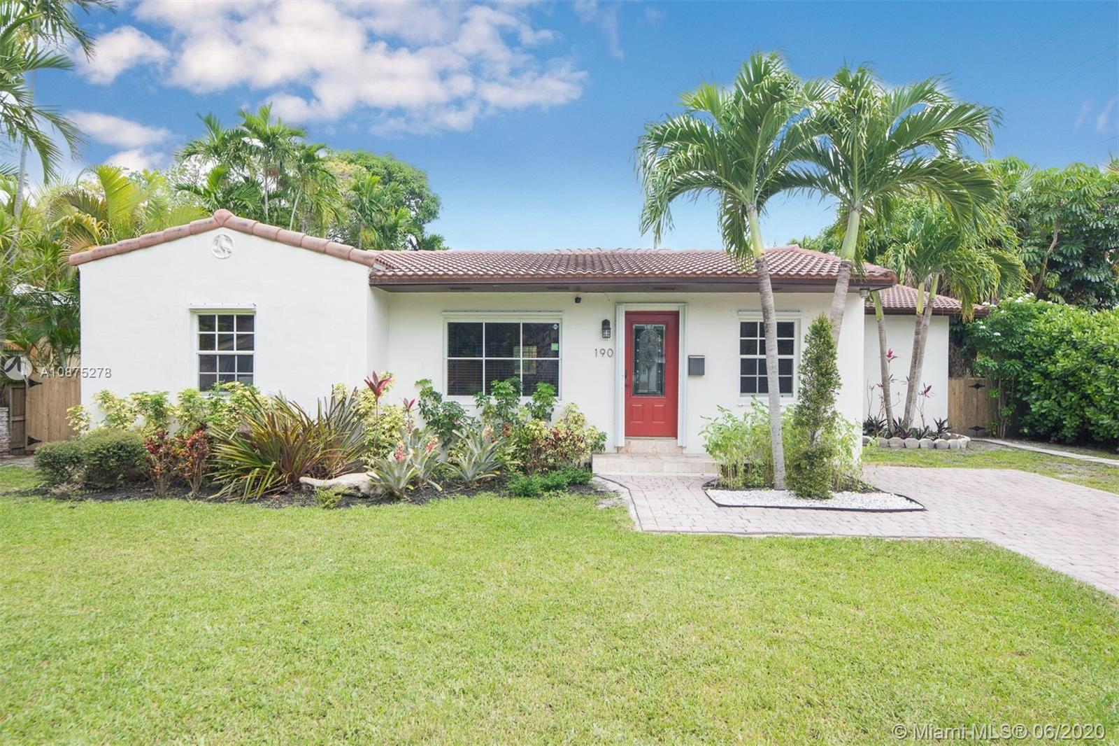 190 NW 102nd St  For Sale A10875278, FL