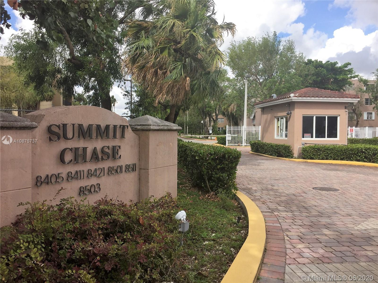 8411 NW 8th St #407 For Sale A10875737, FL