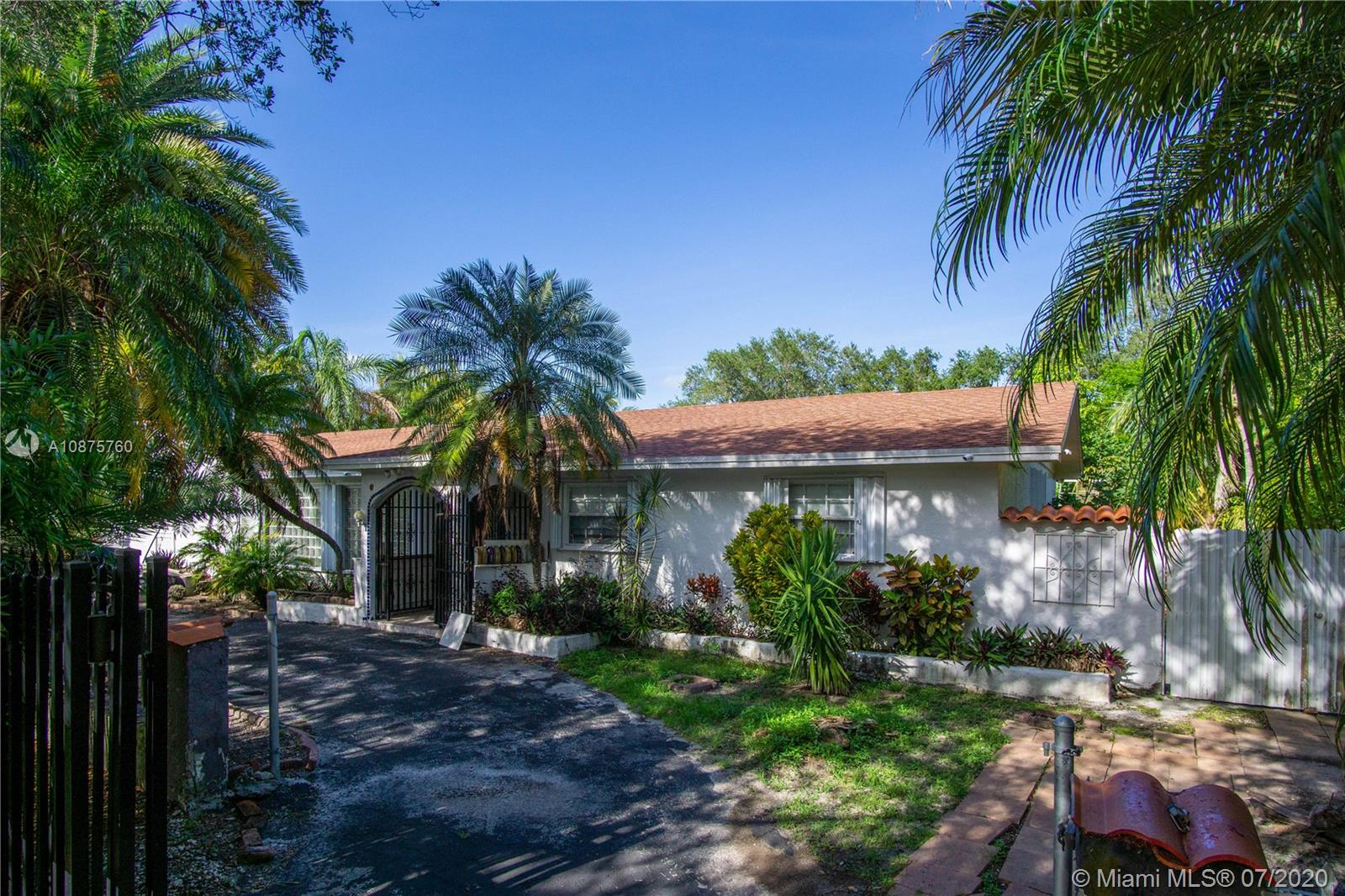 17425 SW 87th Ave  For Sale A10875760, FL